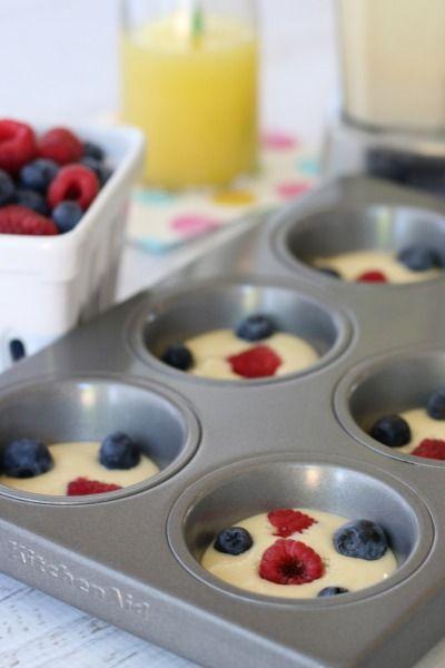Grab-n-Go Pancake Muffins Recipe