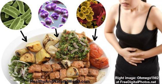 Shoulder Pain Food Poisoning