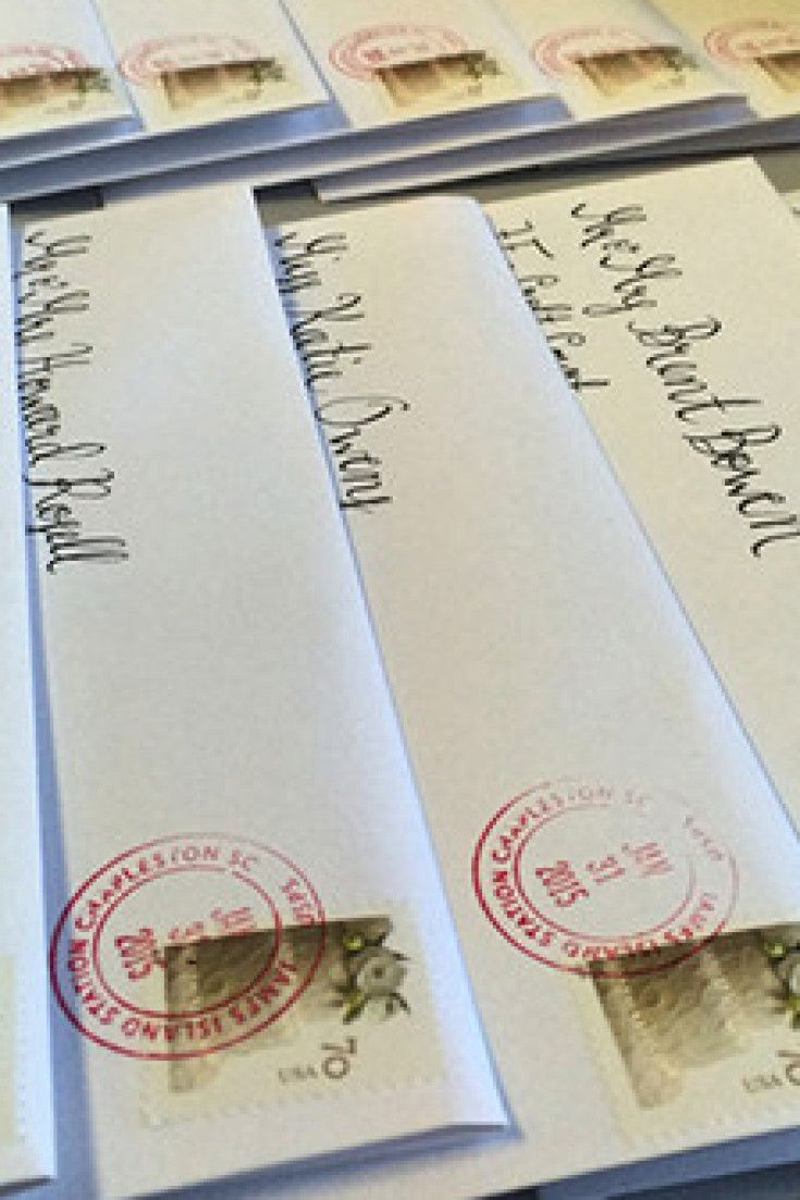 sending wedding invitations through post office - 28 images - this ...