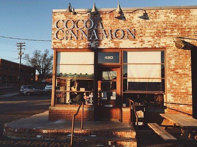 Cocoa Cinnamon (Durham, North Carolina)  24 U.S. Coffee Shops To Visit Before You Die