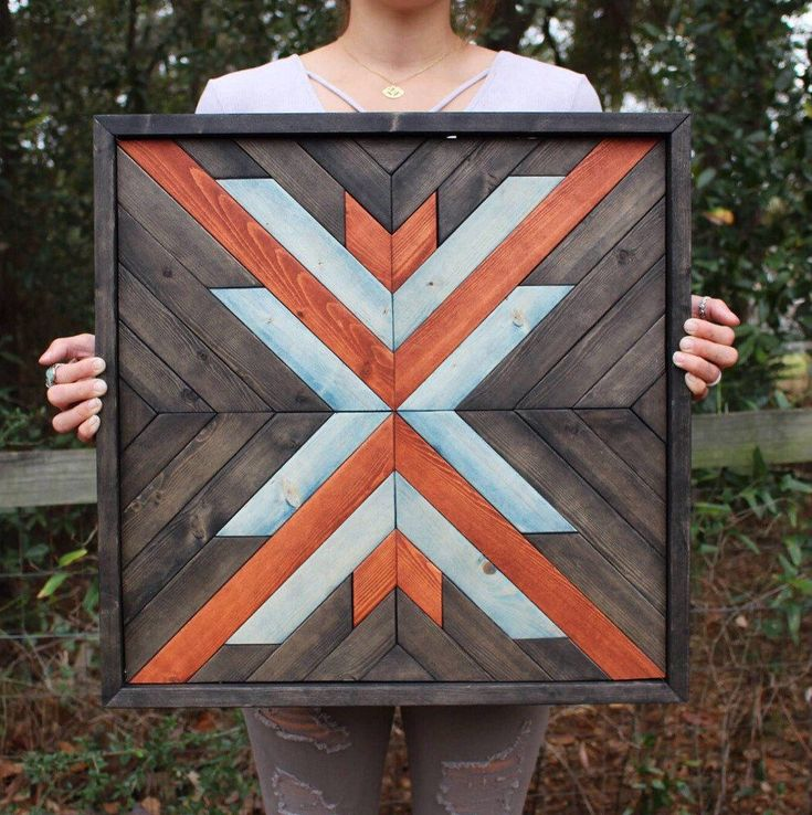 Modern Wood Art,Wood Wall Art,Geometric Wood Art,Reclaimed Wood Wall Art,Wedding Gifts,Rustic Home Decor,Farmhouse Decor,Rustic Wall Art by shopdivinedesigns on Etsy https://www.etsy.com/listing/516838235/modern-wood-artwood-wall-artgeometric