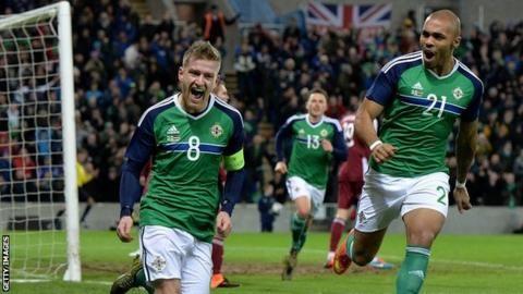 Fifa world rankings: Northern Ireland reach highest position