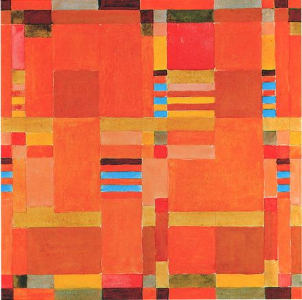 quilt idea -  The Bauhaus Textiles of Gunta Stölzl & Anni Albers
