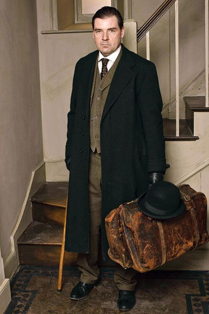 """Brendan Coyle as Mr. Bates in """"Downton Abbey."""" You may not think """"sexy"""" right off the bat when you look at him, but watch the show and I promise you will fall in love with this character."""