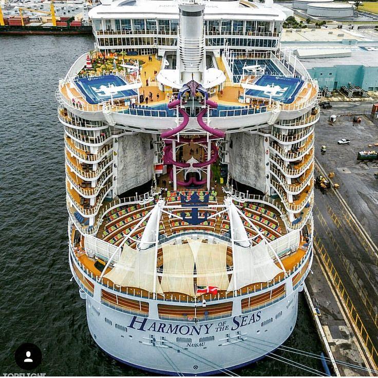 Best Cruise Ships Images On Pinterest Royal Caribbean Cruise - Biggest cruise ships