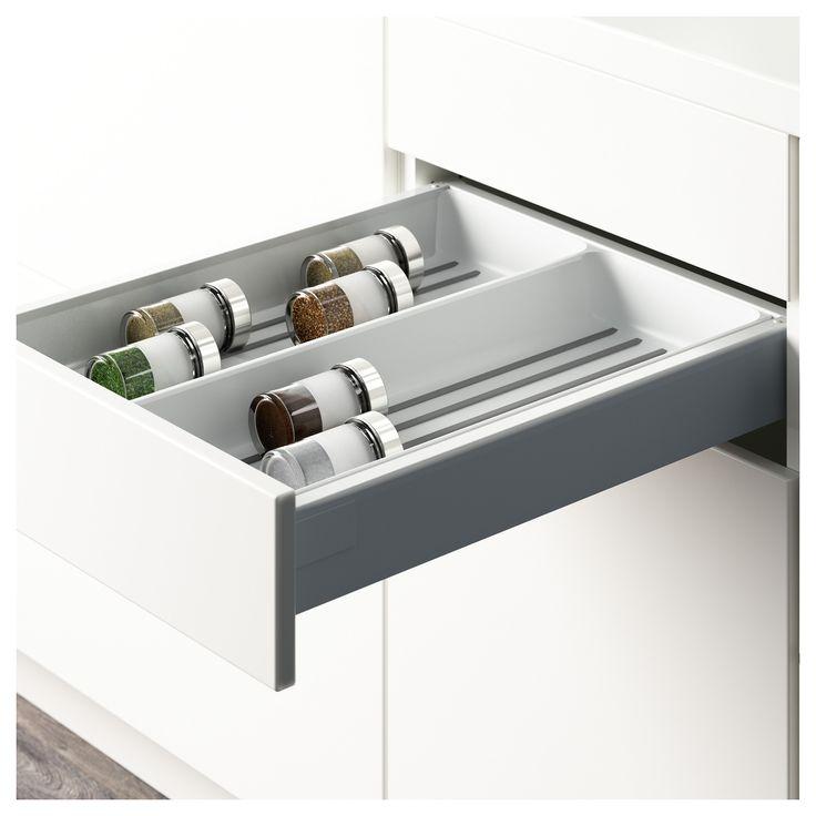 best 25 ikea kitchen storage ideas on pinterest ikea kitchen organization ikea small kitchen. Black Bedroom Furniture Sets. Home Design Ideas