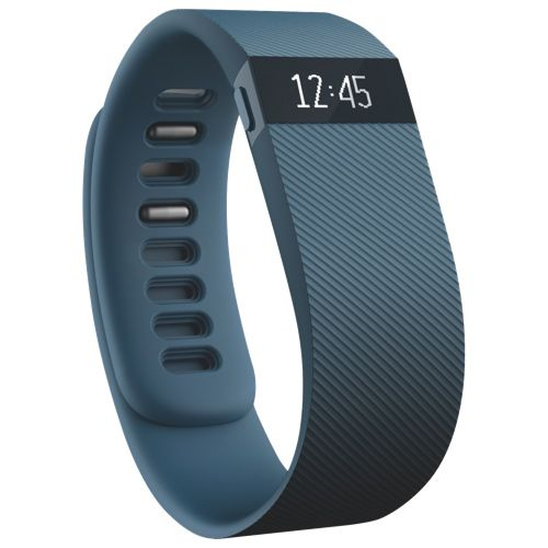 Fitbit Charge Fitness Tracker (FB404SLS-CAN) - Small - Slate