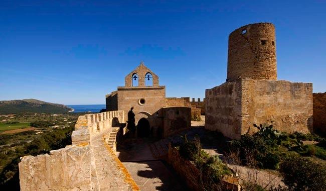Capdepera Castle, Majorca