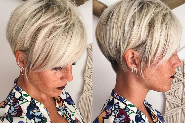 Short Hairstyle 2018 - Picture Gallery