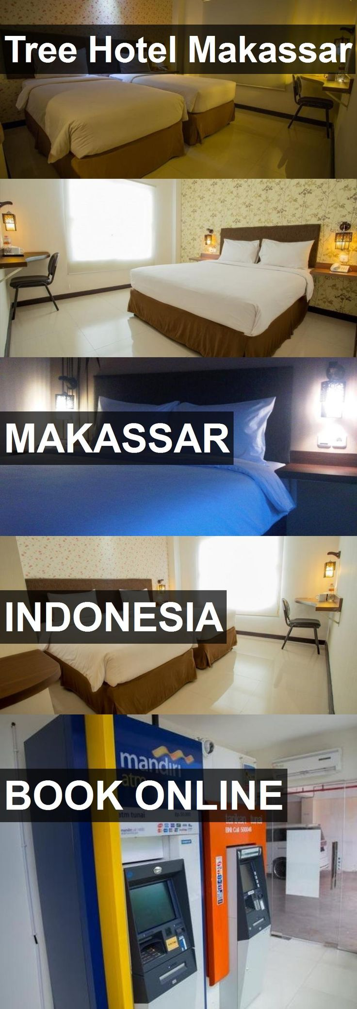 Tree Hotel Makassar in Makassar, Indonesia. For more information, photos, reviews and best prices please follow the link. #Indonesia #Makassar #travel #vacation #hotel