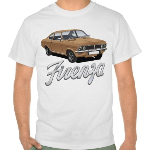 Vauxhall Firenza brown with text  #vauxhall #firenza #vauxhallfirenza #automobile #tshirt #tshirts #70s #classic