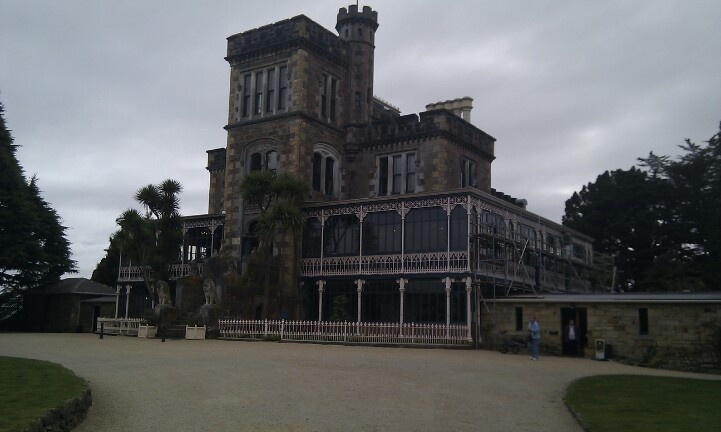 Larnach Castle - Dunedin. New Zealand