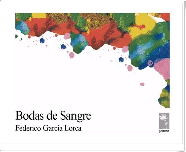 """""""Bodas de sangre"""" de Federico García Lorca"""