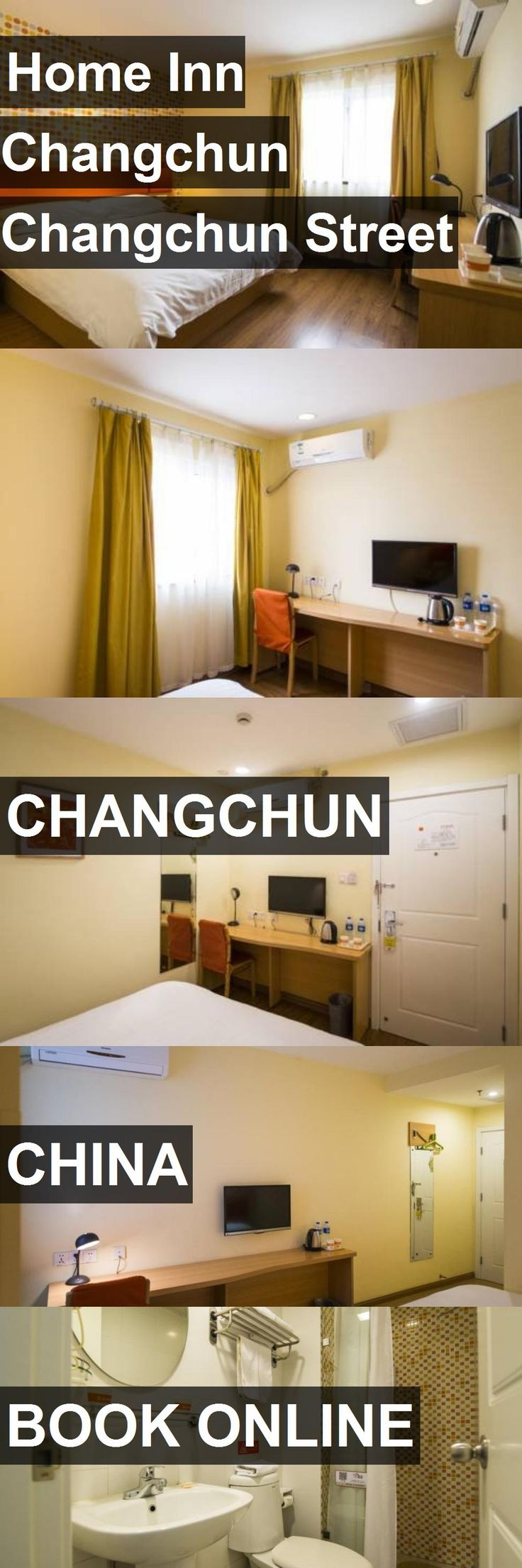 Hotel Home Inn Changchun Changchun Street in Changchun, China. For more information, photos, reviews and best prices please follow the link. #China #Changchun #travel #vacation #hotel