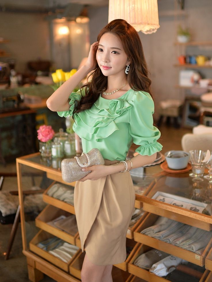 Women S Short Sleeve Blouses