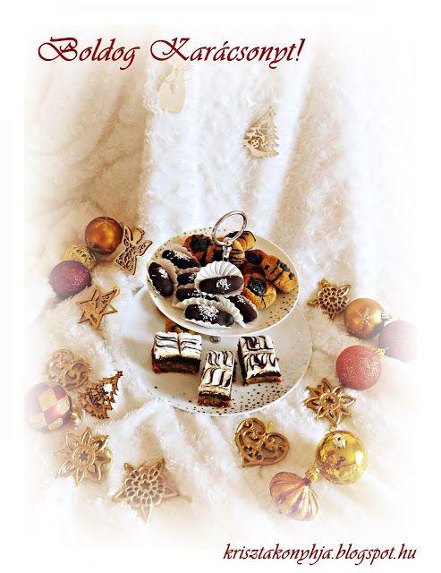 Kriszta konyhája- Sütni,főzni bárki tud!: Boldog Karácsonyt! ( Paleo desszertek)