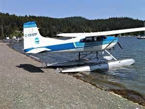 Victoria BC Flightseeing and Floatplane Tours