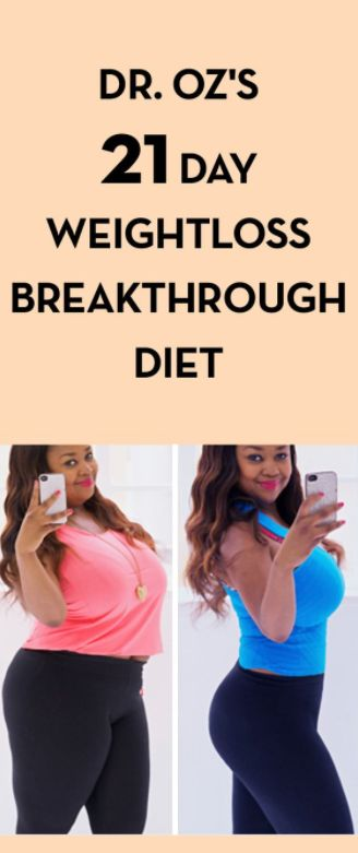 Dr. Oz and student researcher discover $5 weight loss miracle. Case study shows ...