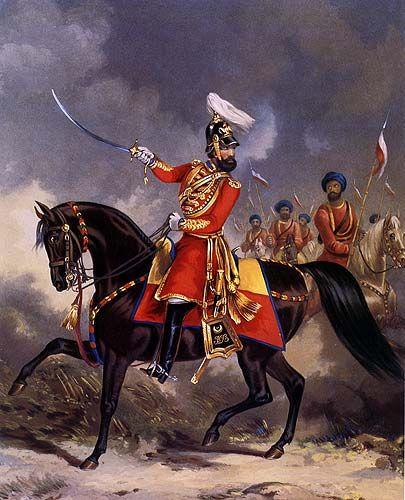 Battle of Goojerat - The Sikh Wars