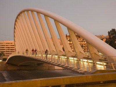 Puente de Calatrava. Valencia