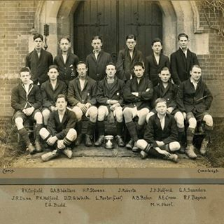 A Cranleigh Rugby XV team photograph from our archives for todays #throwbackthursday post; sport and exercise has always been a part of Cranleigh life #worldheartday #worldheartday2016 #cranleighschool #cranleigh #surrey #cranleighrugby #rugby #teamphoto #TBT #vintagephoto #sport #exercise #rugbyteam #heritagephoto #heritage #tbtphoto