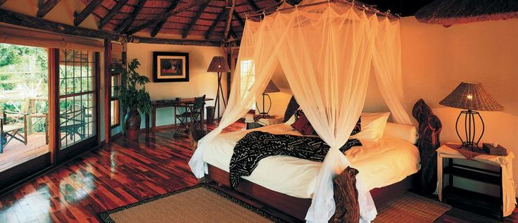looking for fashionable bedroom decorating ideas and think an African ...