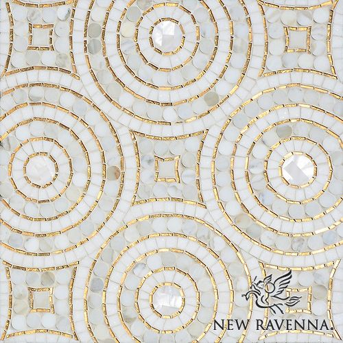 Orson - Aurora Collection | New Ravenna Mosaics