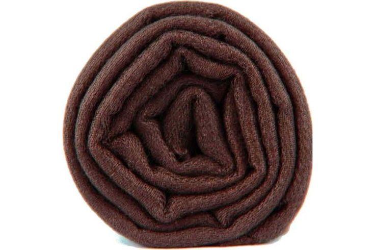 L'écharpe marron, la chaleur naturelle d'une douceur exquise. Brown pashmina scarf shawl stole.