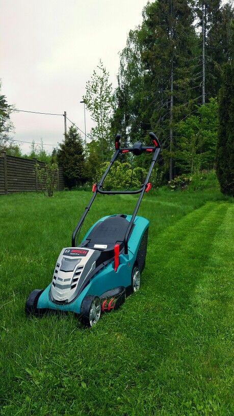 New lawn mower!