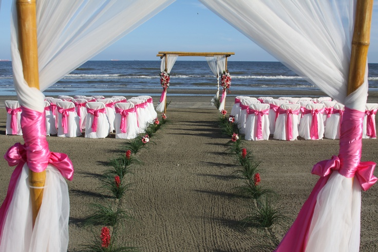 27 best galveston i do images on pinterest for Texas beach wedding packages