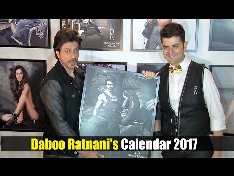 WATCH Shahrukh Khan @ Daboo Ratnani's Calendar 2017 Launch. Click here to see the full video >>> https://youtu.be/6YujlBZuQtc #shahrukhkhan #dabooratnani #bollywood #bollywoodnews