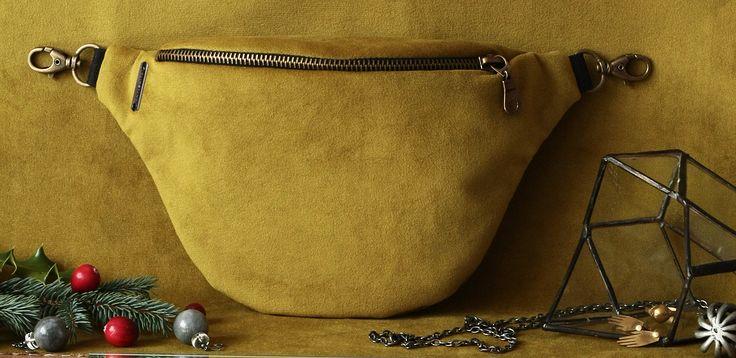 Anacomito Belt Bag Velvet