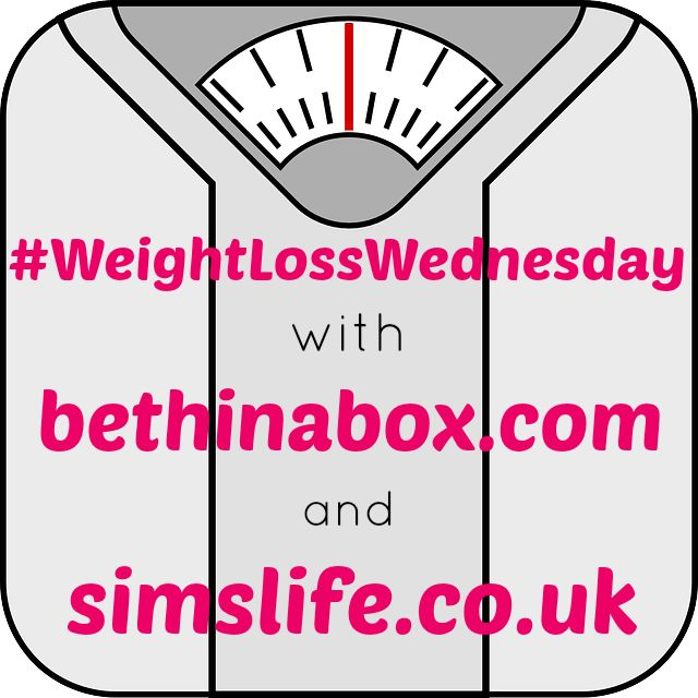 Weight Loss Wednesday Linky - Week 33 #WeightLossWednesday - Sim's Life