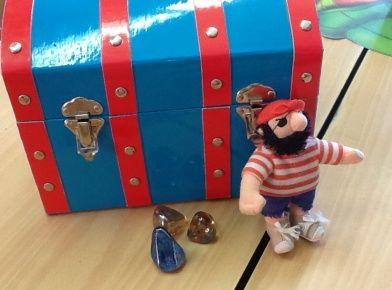 thema piraten kleuters