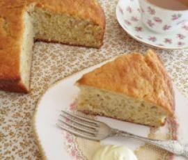 Recipe EASY BANANA CAKE by Trish B - Recipe of category Baking - sweet