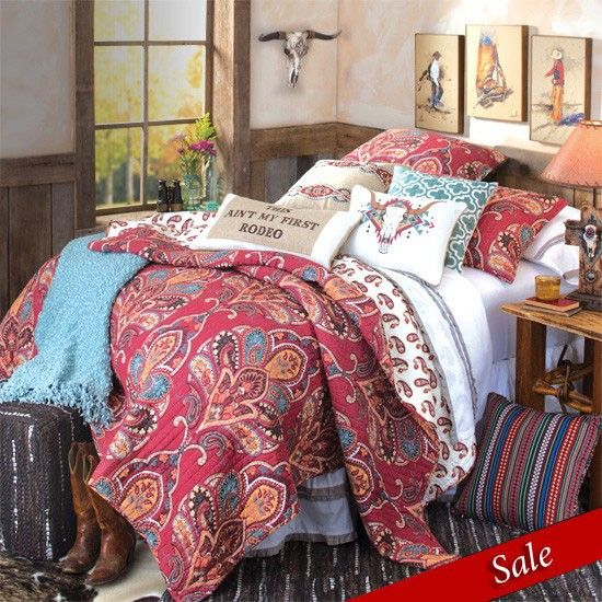 ain 39 t my first rodeo quilted bedding cowgirl bedroom