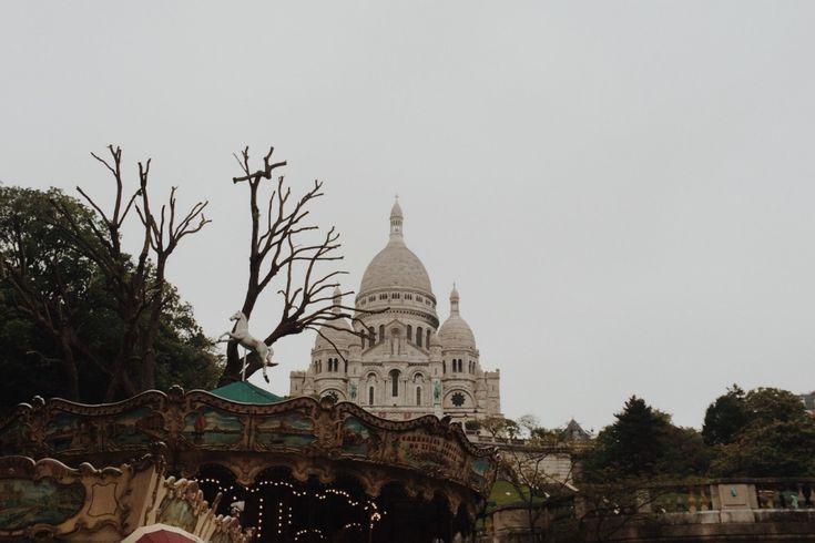 sacre coeur a volé mon coeur #paris