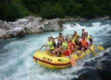 2 nap Boszniában, raftinggal a Neretva folyón! Teljes ellátás, felszerelések biztosítása, transzfer