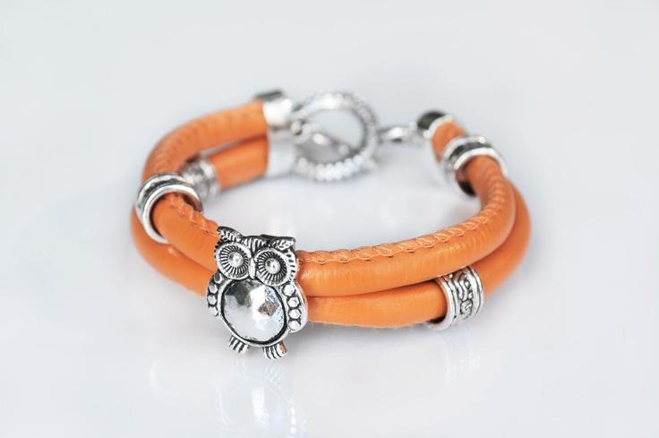 Hand made jewellery; bracelet made by Martyna; find on www.facebook.com/BizuteriaLowyt