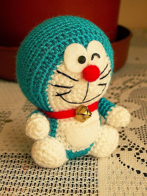 Crochet Doraemon Amigurumi : Best images about dora emon on pinterest crochet