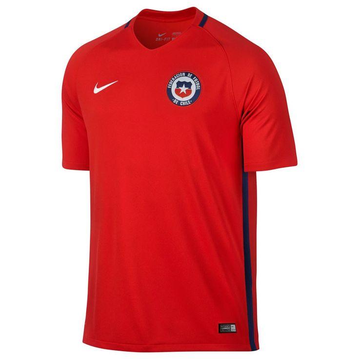 Resultado de imagen para camiseta seleccion chilena 2017