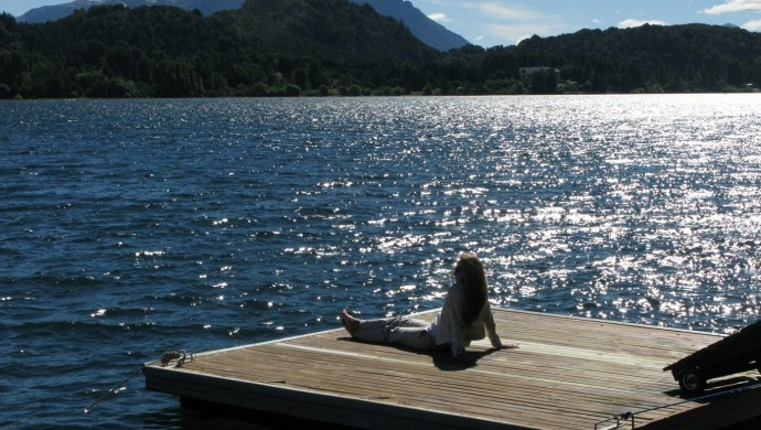 Aldebarán Hotel & Spa: Patagonia's Lake District beckons from every corner of the hotel.