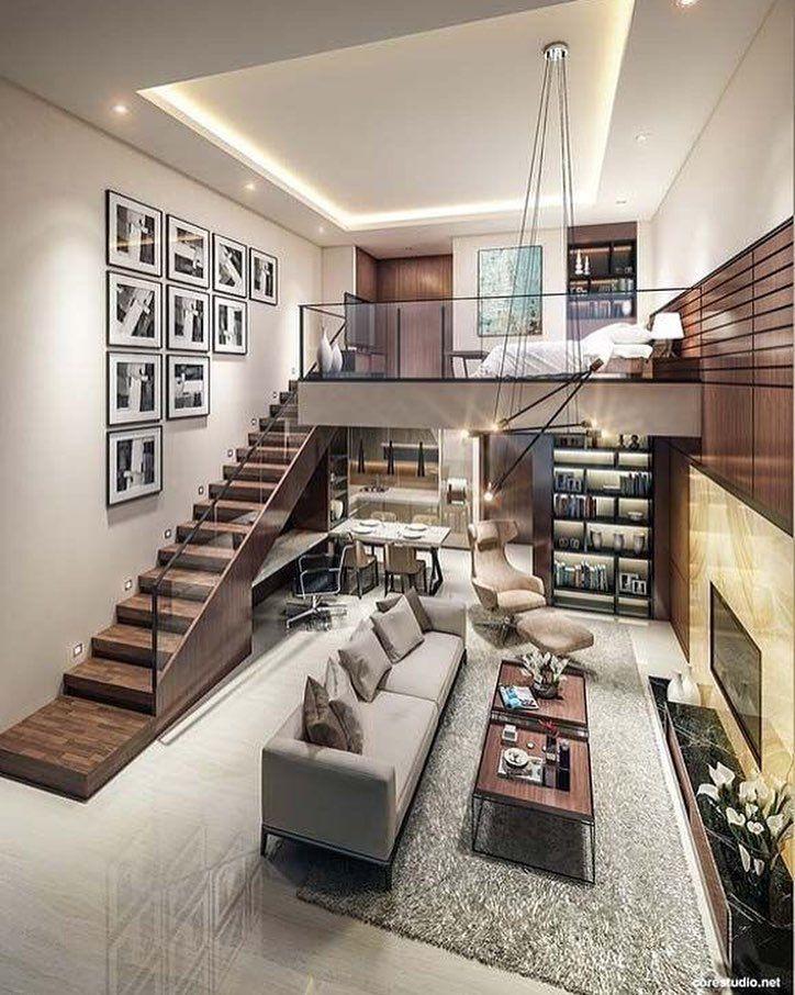 Great Space Tag Your Friends Follow Beautyofinteriors For More Daily Interiors En 2020 Residences De Luxe Interieur De Ferme Decoration Maison
