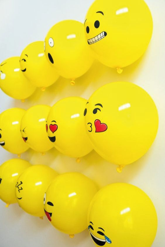 Fiesta Hermosa: Ideas divertidas para cumpleaños de #Emoji