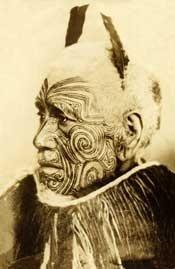 Traditional, Maori, Tattoos