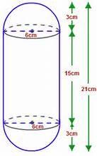 Surface Area Cylinder Formula - Bing images