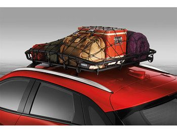 THULE CANYON ROOF BASKET WITH STRETCH CARGO NET 0000-8L-Z12