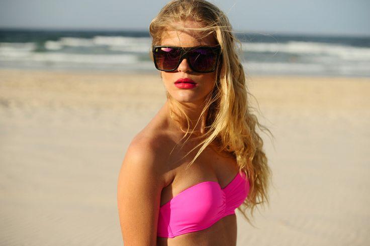 the bigger the better! #sunglasses