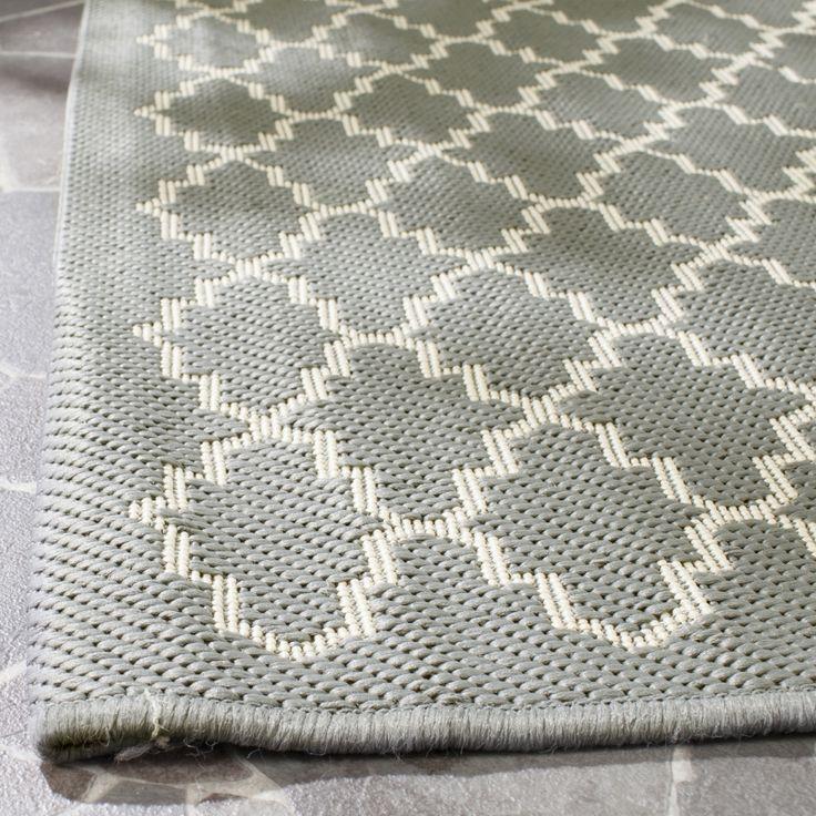 Teppich Gwen - Grau - 160 x 230 cm