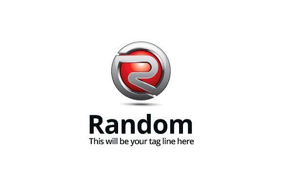 Random Logo Template by Mudassir101 on @creativemarket